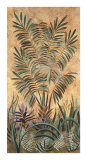 Victorian Tropics I Print by Patricia Lynch