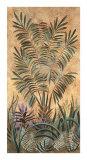 Victorian Tropics I Print by Patricia Lynch