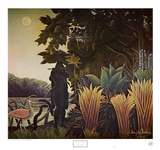 The Snake Charmer Prints by Henri Rousseau