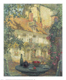 Summer's Day Prints by Henri Le Sidaner