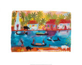 Evening Catch, Kerala Prints by Christopher Corr