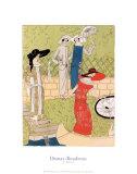Le Bateau Poster by  Dumas-Boudreau