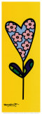 Playful Heart Poster by Romero Britto