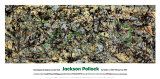 Lucifer Plakater af Jackson Pollock