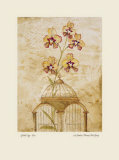 Gilded Cage I Prints by Elizabeth Jardine