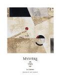 Mystere II Prints by Elizabeth Jardine