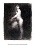 Desnudo, 1881-2 Posters por Georges Seurat