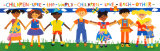 Children Love the World Prints by Cheryl Piperberg