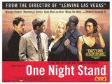 Láska na jednu noc Plakát