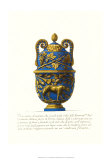 Blue Urn II Prints by Giovanni Battista Piranesi