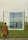 On the Way, Open Book Posters by Quint Buchholz