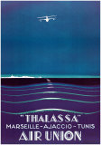 Thalassa Posters by Edmond Maurus