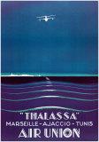 Thalassa Posters by Edmond Maurus