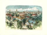 Milwaukee, 1873 Prints by Alfred Rudolf Waud