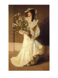 Spring Print by Sir John Lavery