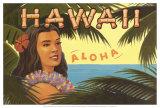 Hawaii Aloha Posters