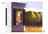 Matin &#224; Cape Cod Affiches par Edward Hopper
