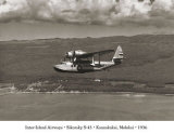 Inter-Island Airways, Sikorsky S-43, Kaunakakai, Molokai, Hawaii, 1936 Prints