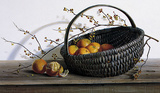 Oranges Posters by Pauline Eblé Campanelli