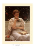 In the Orangery Posters by Charles Edward Perugini