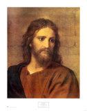 Cristo con treinta y tres años Pósters por Heinrich Hofmann