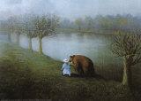 Michael Sowa - Bear - Poster