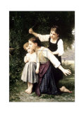 Dans le Bois Posters by Elizabeth Bouguereau