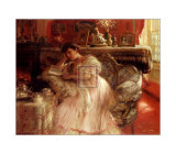 Quiet Afternoon Prints by Fernand Toussaint