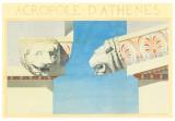 Acropole Prints by Marcel Lambert