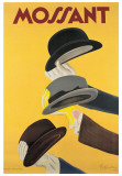 Mossant Plakater af Leonetto Cappiello