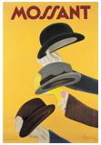 Mossant Posters by Leonetto Cappiello
