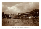 Boeing B-314, 74 Seats, 180 Mph, Pearl Harbor, Hawaii, 1939 Prints