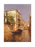 Venetian Summer Prints by Rubens Santoro
