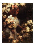 Garden Walk Posters by Charles Courtney Curran