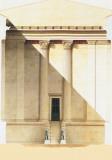 El templo de Apolo, 1875 Arte por  Milet