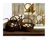 Don't Put All Your Eggs in One Basket Posters by Pauline Eblé Campanelli