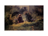The Botanist Prints by Carl Spitzweg