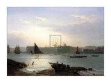Greenwich Prints by Francis Danby