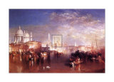 Venice Print by J. M. W. Turner
