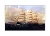 Clipper Ship, Ontario Posters