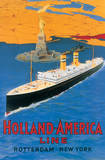 Holland America Line Art