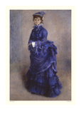 La Parisienne Prints by Pierre-Auguste Renoir