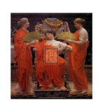 Midsummer Art by Albert Joseph Moore