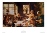 One of the Family Posters by Frederick George Cotman