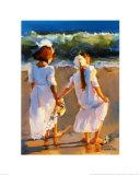 True Friends Poster by Nancy Seamons Crookston