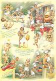 Menu VII Prints