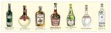 Seven Bottles II Posters