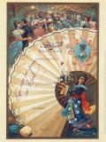 Menu VIII Posters