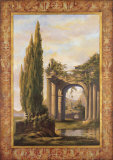 Volterra Tapestry II Posters by John Douglas