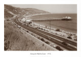 Along the Malibu Coast, California, 1952 Prints